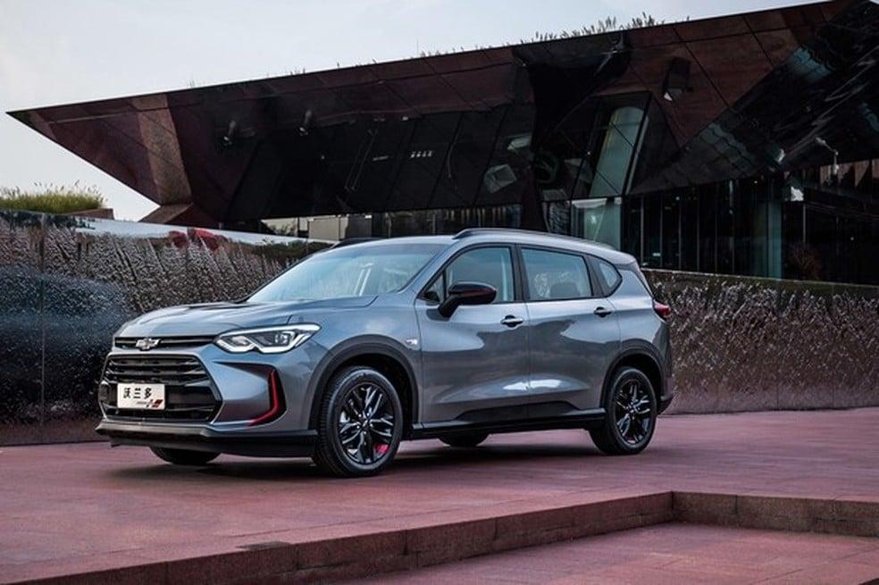Nova Chevrolet Spin